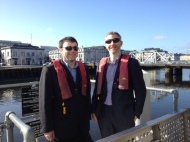 Martin O'Donoghue, Cork Opera House & Denis Barrett, ETB